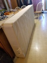 Twin box spring in St. Charles, Illinois