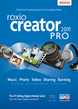 (Music/Photo/Video)  ROXIO CREATOR 2011 PRO in Ramstein, Germany