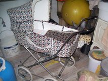 Vintages Dollstroller few with Buggy in Ramstein, Germany