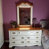 Dresser With Lighted Mirror in Plainfield, Illinois