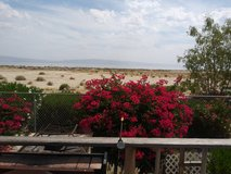 Mobile Home on the shore of Salton Sea with Beautiful Waterfront View 10K Cash or poss trade in Yucca Valley, California