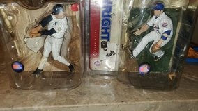 MLB Sports Team Player Figurines in Fort Bliss, Texas