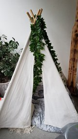 Tipi tent in Ramstein, Germany