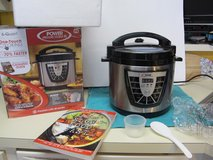 POWER PRESSURE COOKER XL---6 QUART in Cherry Point, North Carolina