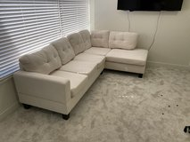Brand new sectional couch in The Woodlands, Texas