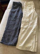 Size 6 Boy's Pants in Bolingbrook, Illinois