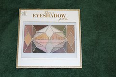 e.l.f. 32-Piece Eyeshadow Palette NEW! in Camp Lejeune, North Carolina