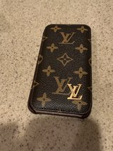 New Designer Style Louis Vuitton IPHONE X/Xs in Kingwood, Texas