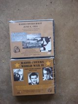 NEW AUDIO COVERS WWII & D-DAY  IN 12 COMPACT DISCS in Bartlett, Illinois
