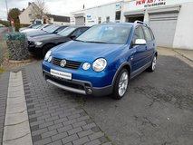 2005 VW Polo Gross* new inspection * First owner* Very good condtion*TAX FREE in Spangdahlem, Germany