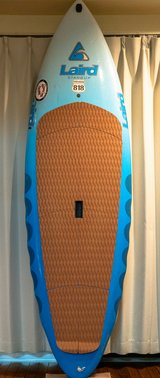 Laird SUP in Okinawa, Japan