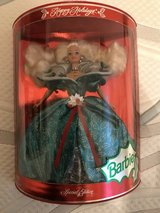 1995 Holiday Barbie in Beaufort, South Carolina