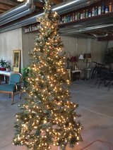 7ft pre lit Christmas tree in Westmont, Illinois