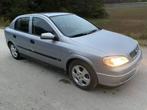 Opel Astra 2003 4 door AC only 81300 mls winter tires new inspection free delivery in Grafenwoehr, GE