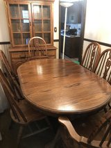 Dining Room Set and China Cabinet in Sugar Grove, Illinois