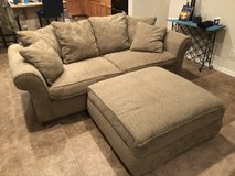 Couch, Loveseat, Ottoman in Nellis AFB, Nevada