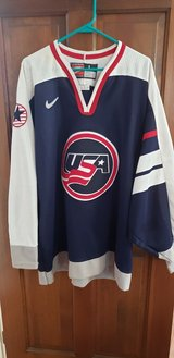 New Nike 1998 Olympic Hockey Jersey in Westmont, Illinois