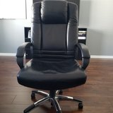 High back office chair in Batavia, Illinois