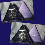 Swarovski Crystal Annual Edition Ornament 2018 or 2019 Snowflake / Star in Ramstein, Germany