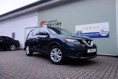 2015 Nissan Rogue SV AWD with warranty in Spangdahlem, Germany