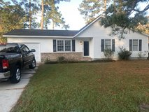3 Bedroom 1 Bath home with fenced back yard and patio in Camp Lejeune, North Carolina