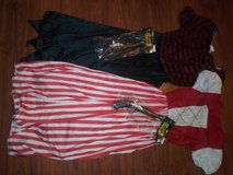 Women's pirate costumes - Renaissance wear in Spring, Texas