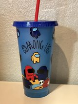 Among Us Character 24oz Color Changing Cup New in Fairfield, California