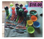 Toddler cups, bowls & spoons in Joliet, Illinois
