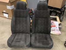 Jeep TJ 1997-2006 Front Seats in Elgin, Illinois