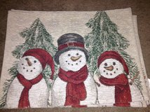 4 Christmas Placemats in Aurora, Illinois