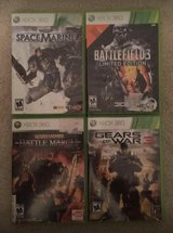 Xbox 360 Games in Camp Lejeune, North Carolina