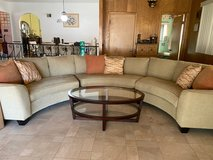 sectional couch and coffee table in Wheaton, Illinois