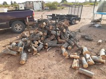 Firewood in Alamogordo, New Mexico