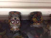 Decorative candle holders in Alamogordo, New Mexico