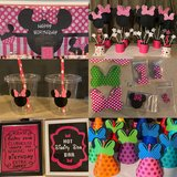 Minnie Mouse Party Supplies in DeRidder, Louisiana