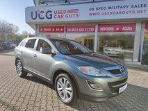 2012 Mazda CX-9 Grand Touring AWD in Ramstein, Germany