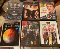6 DVDs in Plainfield, Illinois