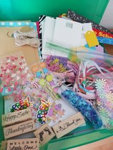 Craft Box, Bags, Stamps, Craft Paper, Tags and more in Ramstein, Germany