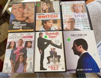6 Comedy DVDs in Joliet, Illinois