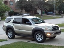 Very Nice. Vintage, 4x4 Toyota Sport Utility in Kingwood, Texas