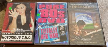 Misc DVDs in Joliet, Illinois