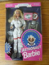 NEW 1994 The Career Collection Astronaut Barbie Doll in Elgin, Illinois