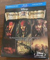 Pirates Blu-Ray Collection in Plainfield, Illinois