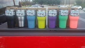 Rtic 30oz tumblers in Warner Robins, Georgia