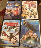 Kid's DVDs in Joliet, Illinois