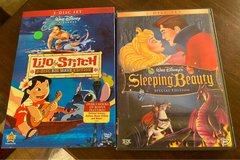 Disney 2 DVD Sets in Plainfield, Illinois