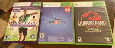 XBOX 360 Games in St. Charles, Illinois