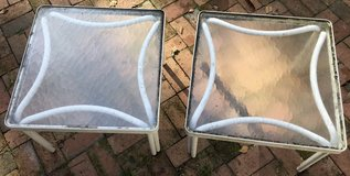 2 Indoor/Outdoor Side Tables in West Orange, New Jersey