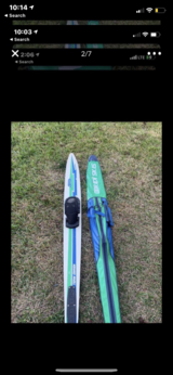 Pair Team O'BRIAN ?? Water Ski's $95 OBO in The Woodlands, Texas