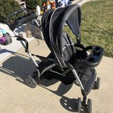 Graco sit and stand stroller in Oswego, Illinois
